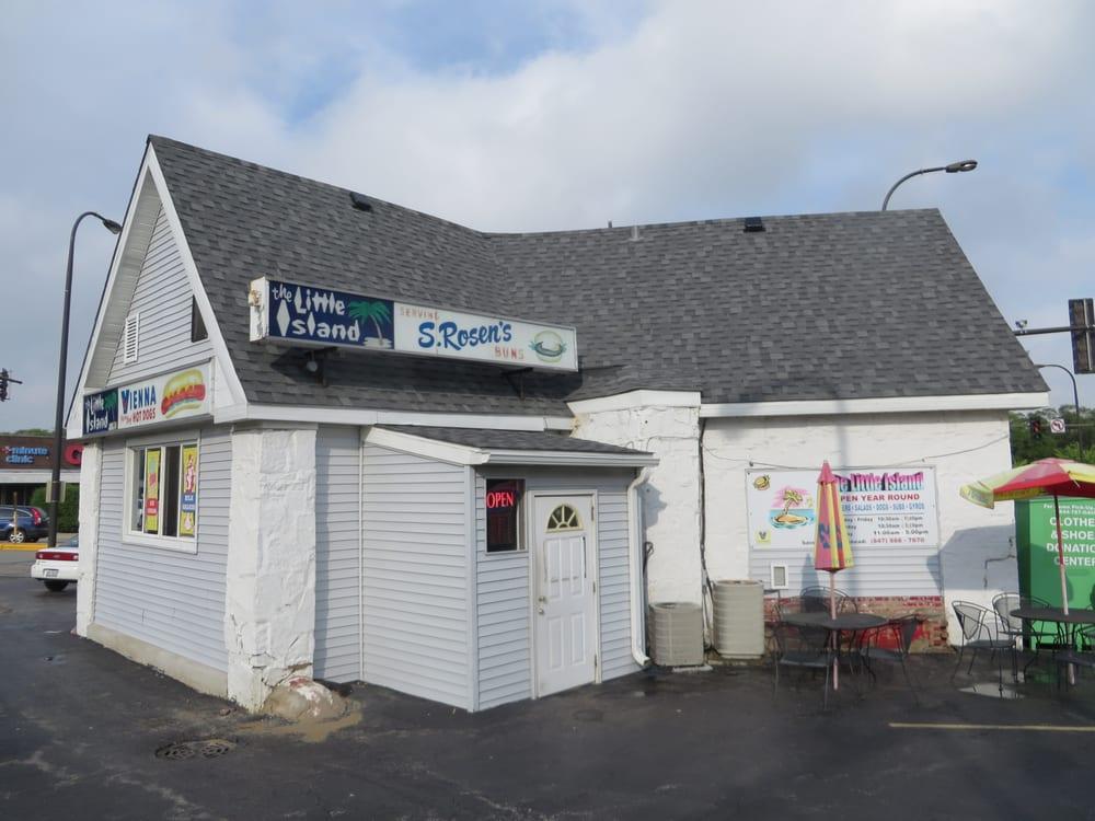 Evanston Restaurants Near Crawford