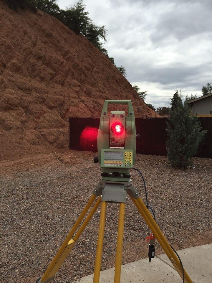 TerraPoint Land Surveys: 803 W Payson Pkwy, Payson, AZ
