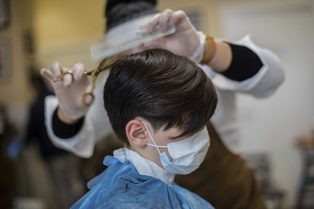 The Haircut Place: 259 Sound Beach Ave, Old Greenwich, CT