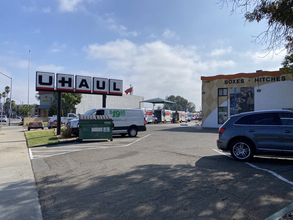 U-Haul of Campbell: 1266 White Oaks Rd, Campbell, CA