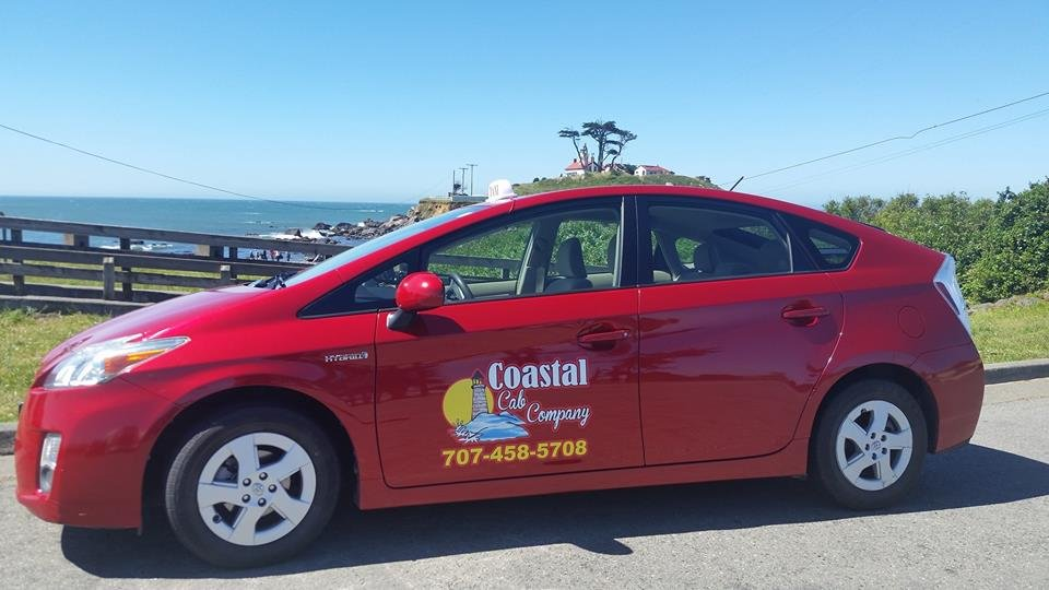 Coastal Cab Company: 1250 6th St, Crescent City, CA