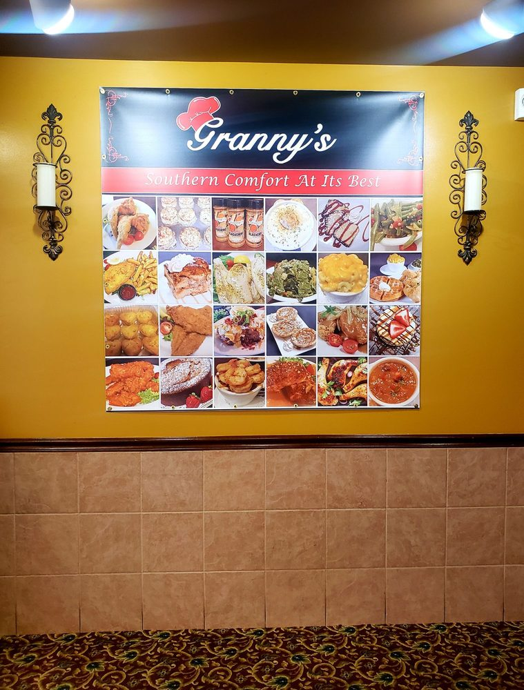 a079196ab2ec Granny's Express - Chicken Wings - 2401 Liberty Heights Ave, Mondawmin,  Baltimore, MD - Restaurant Reviews - Yelp