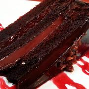 Venezuelan triple chocolate truffle cake recipe