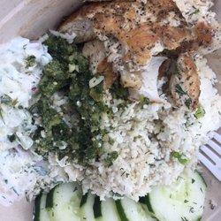 Zoës Kitchen - Mediterranean - 7427 S Olympia, Tulsa, OK ...