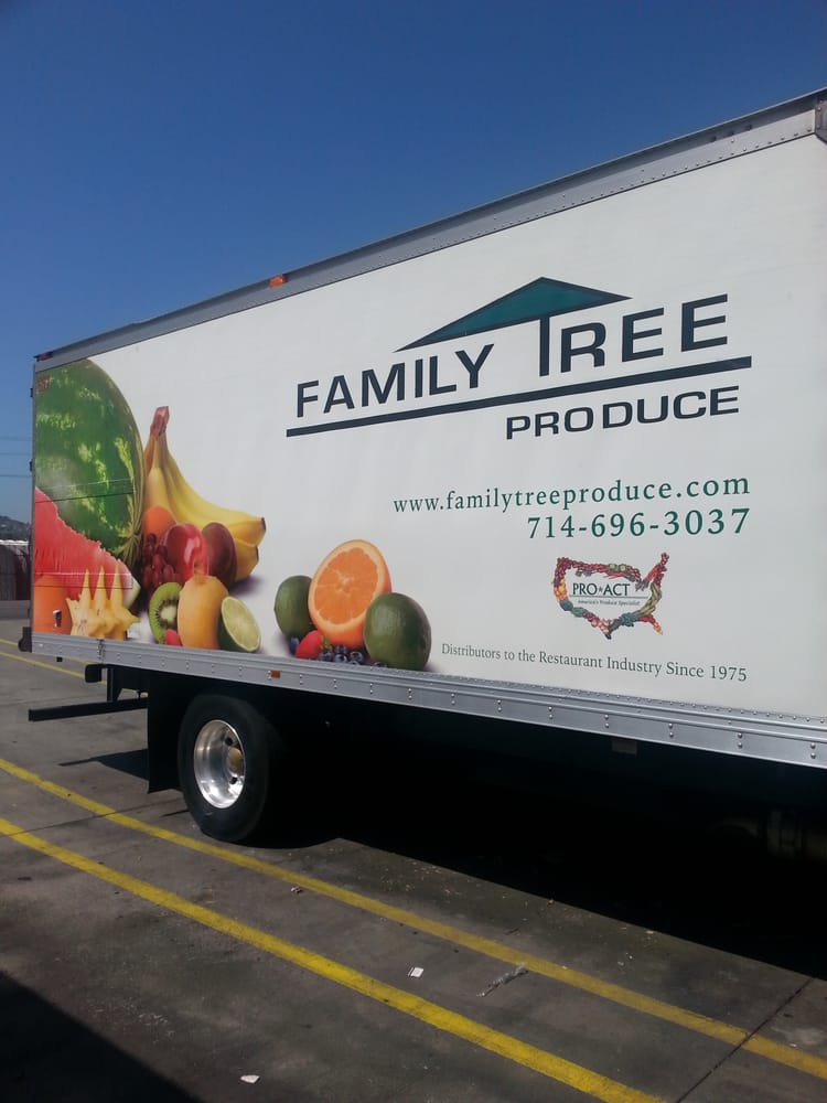 Family Tree Produce Picture