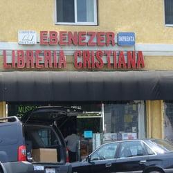 Libreria cristiana ebenezer bookstores 6107 pacific blvd huntington park ca united states - Librerias cristiana ...