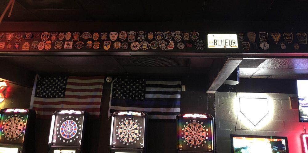 The Blue Door Bar: 1310 S Euclid St, Fullerton, CA