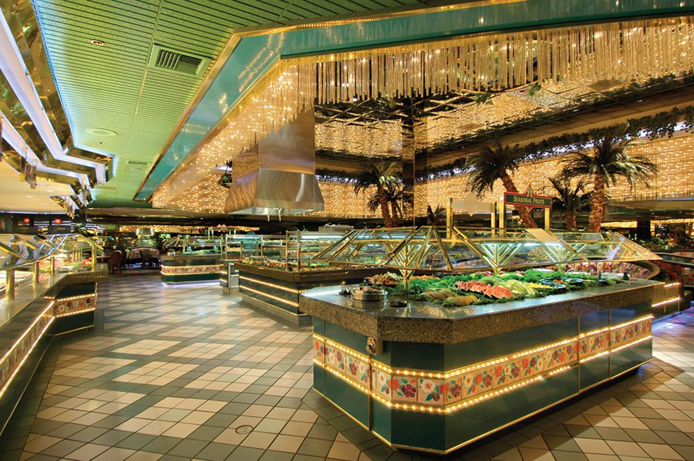 Buffet Flamingo Las Vegas