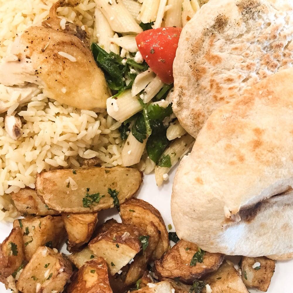 Andalous Mediterranean Grill-Arlington: 457 E Interstate 20, Arlington, TX