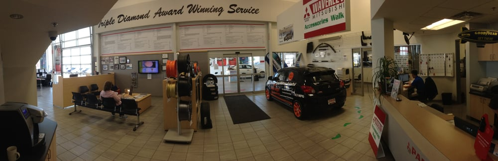 Waverley Mitsubishi Service Center - Yelp