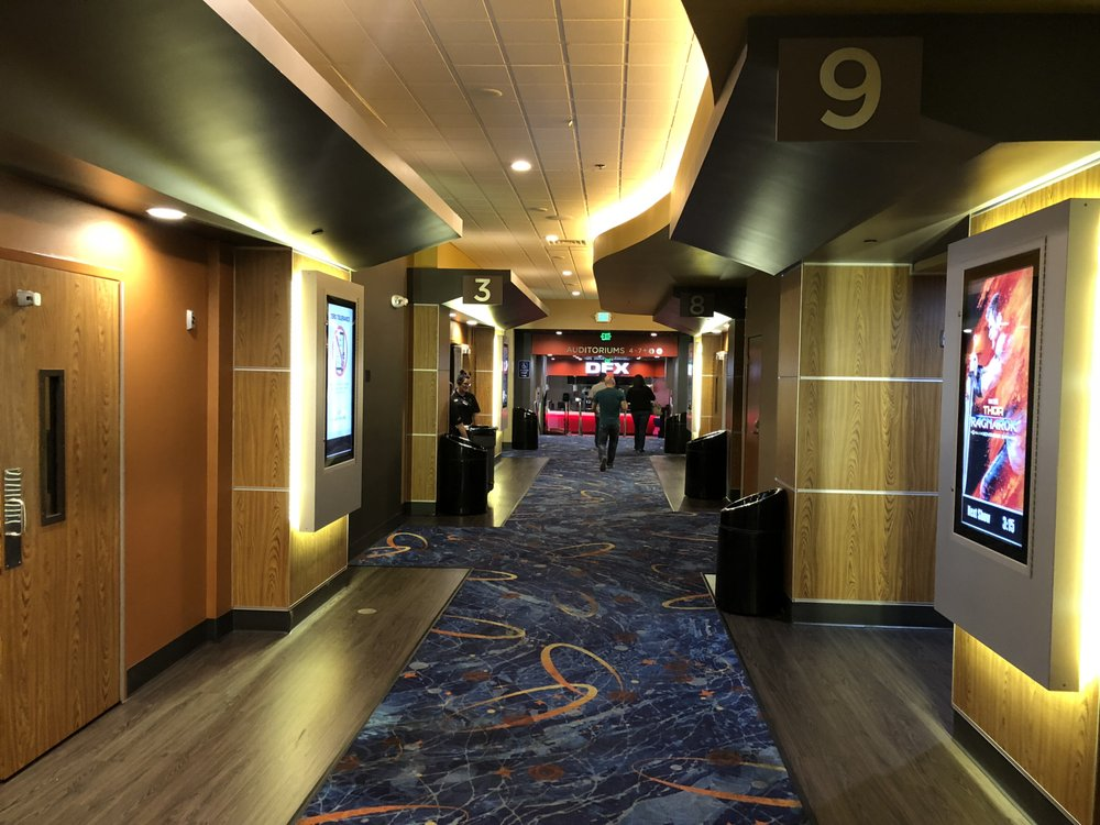Social Spots from Galaxy Theatres Mission Grove