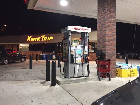 Kwik Trip Food Store 7583 W Mineral Point Rd Verona, WI Convenience