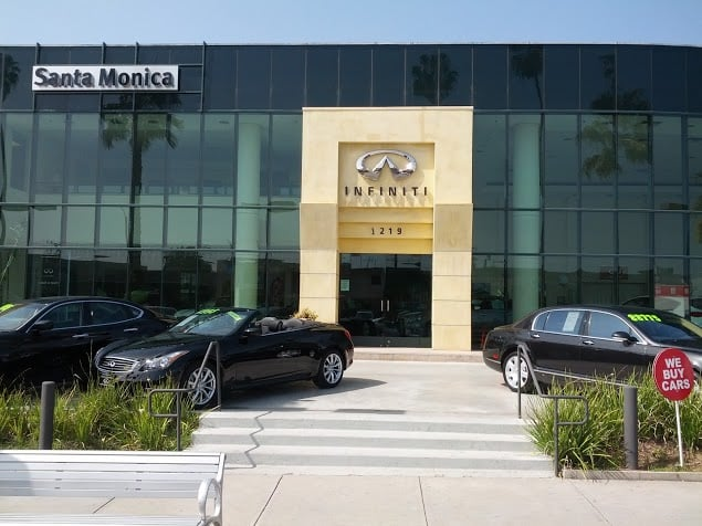 Santa monica infiniti closed 10 photos 115 reviews for Honda dealer santa monica