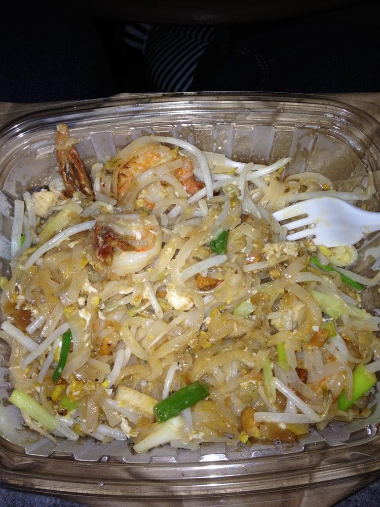 Accent Thai Kitchen Yonkers Menu
