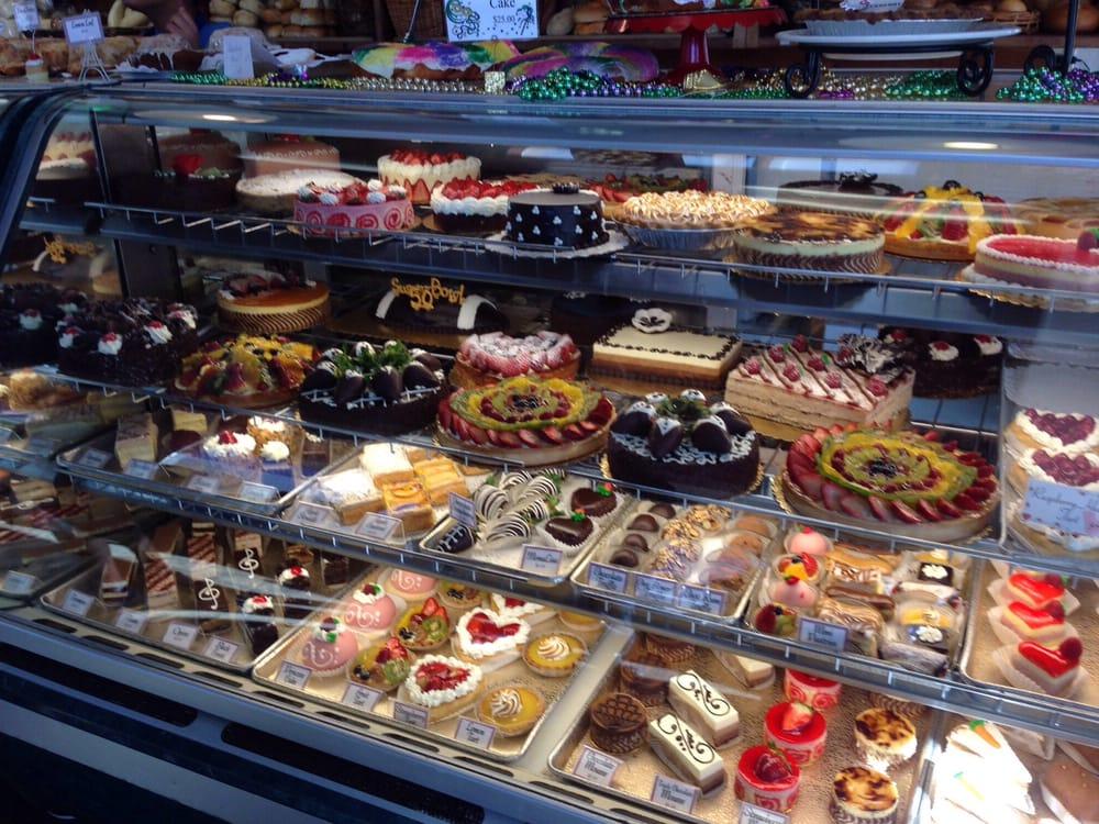 Paris Bakery Cafe Monterey Ca