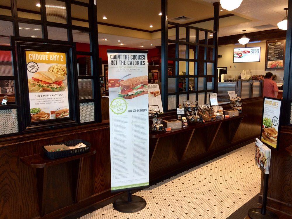 Corner Bakery Cafe Mcallen