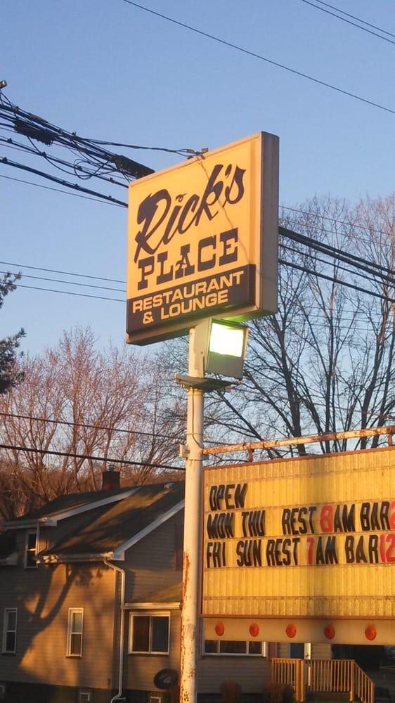 Rick's Place: 3551 Darlington Rd, Darlington, PA