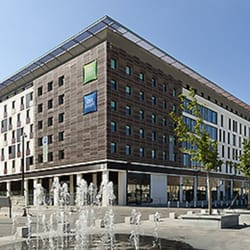 H tel ibis styles nimes gare centre hoteller 19 all e for Hotel design nimes