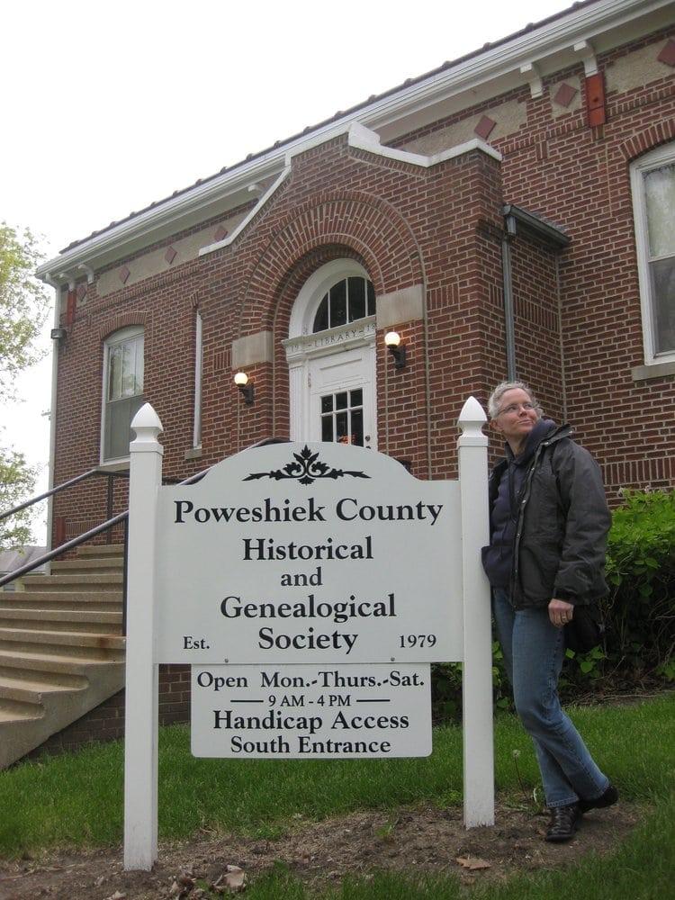 Poweshiek County Historical & Genealogical Society: 200 S 3rd St, Montezuma, IA