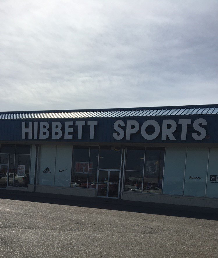 Hibbett Sports: 1508 E 20th St, Scottsbluff, NE