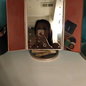 Photo of Impressions Vanity   Tustin  CA  United States  Led fold mirror 2 0. Impressions Vanity   121 Photos   41 Reviews   Cosmetics   Beauty