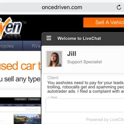 Once Driven Reviews >> Oncedriven 10 Photos 189 Reviews Car Dealers 1617 Longwood