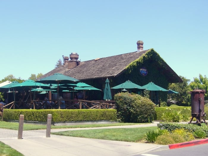 Pacific Blues Cafe Yountville