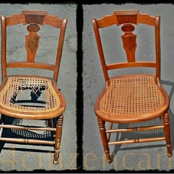 Charmant Photo Of Citizen Cane Chair Repair   Westminster, CA, United States. The  Before