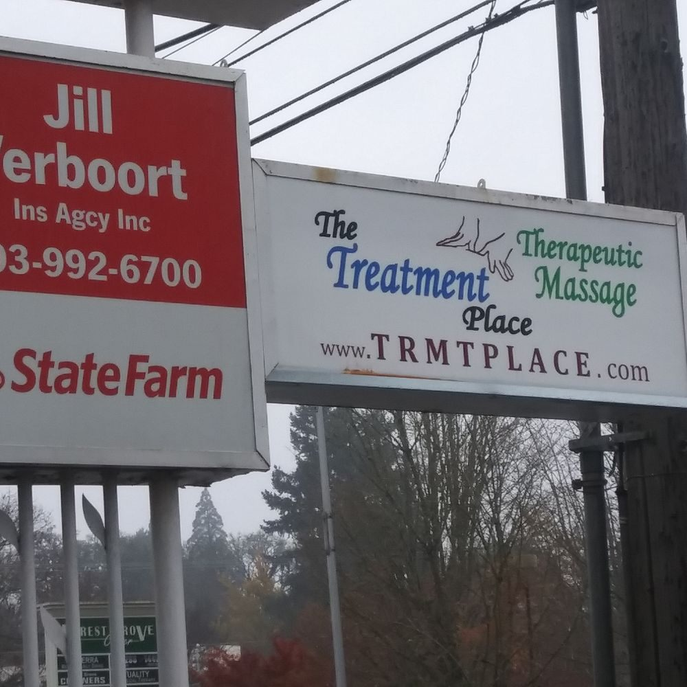 The Treatment Place: 2328 Pacific Ave, Forest Grove, OR