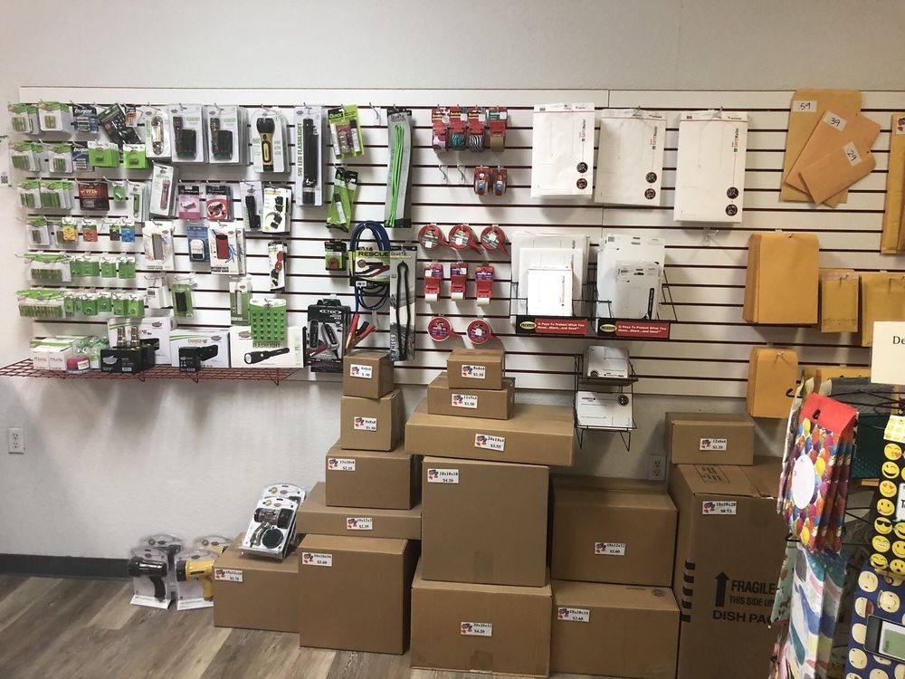 Pack And Mail: 1710 S Fm 51, Decatur, TX