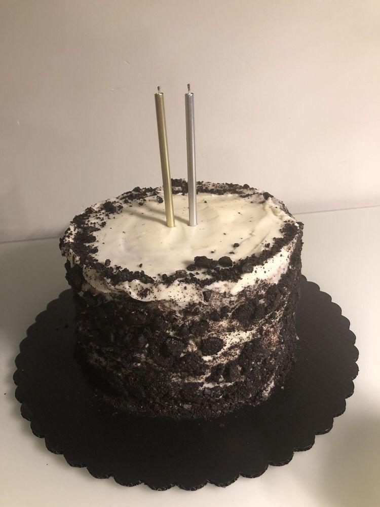 My Scrumptious Vegan Birthday Cake Cookies And Cream
