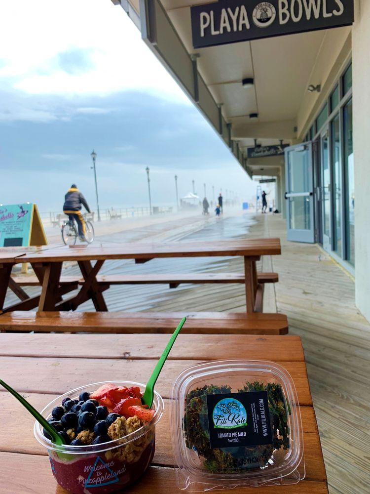 Playa Bowls: 1200 Ocean Ave, Asbury Park, NJ