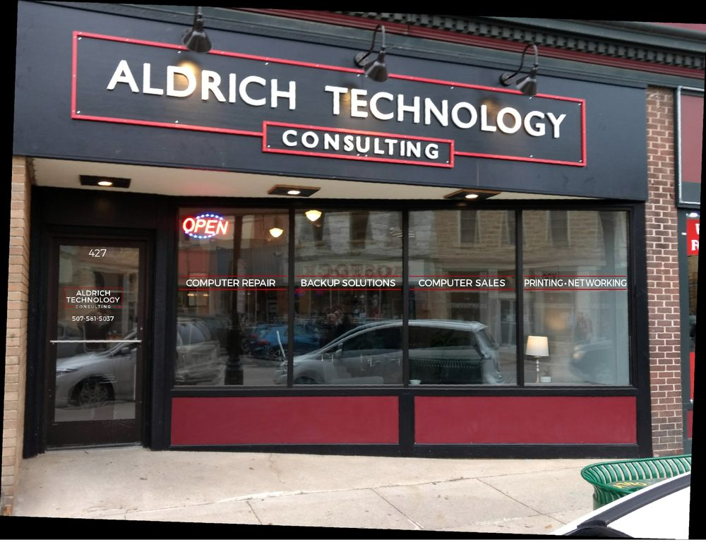 Aldrich Technology Consulting: 427 Division St S, Northfield, MN