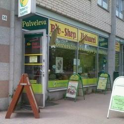 51c170de156 Bio-Shop Ikinuori / Aito-kauppa Tikkurila - Shopping - Kielotie 14 ...