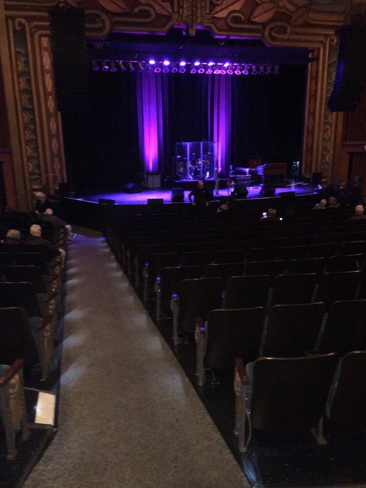 Uptown Theatre Napa: 1350 3rd St, Napa, CA