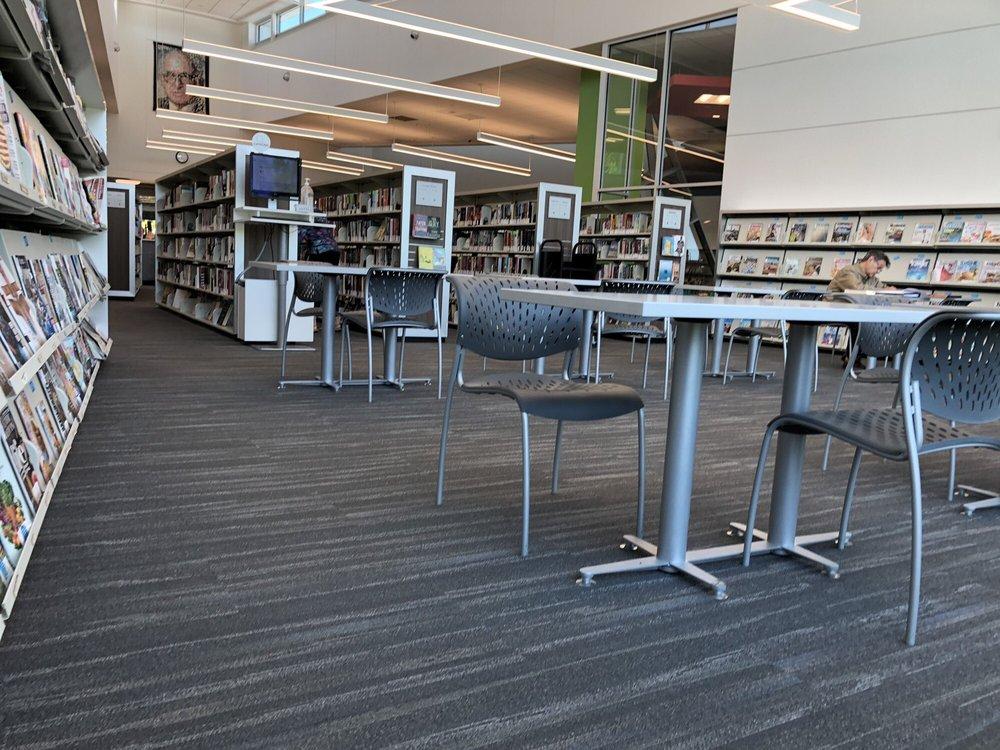 St. Louis County Library - Samuel C. Sachs Branch: 16400 Burkhardt Pl, Chesterfield, MO