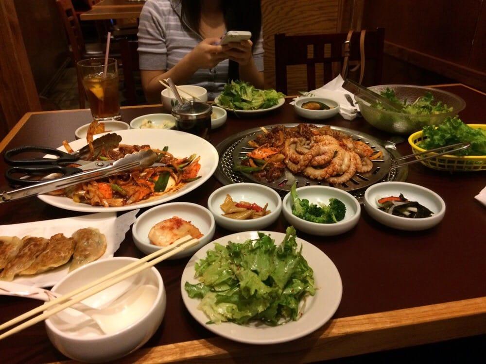 Bbq Garden Korean 239 Fotos 159 Beitr Ge Koreanisches Restaurant 1949 Gessner Dr Spring