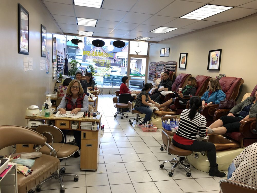 Golden Nails and Spa - 18 Reviews - Nail Salons - 3409 W McGraw St ...