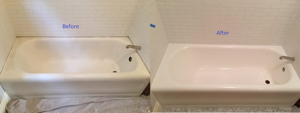 Miracle Method Bathtub Refinishing 18 Photos