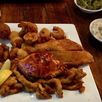 Clark s fish camp 604 photos 388 reviews seafood for Clark s fish camp seafood restaurant