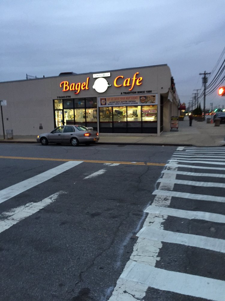 Bagel Cafe Howard Beach Menu