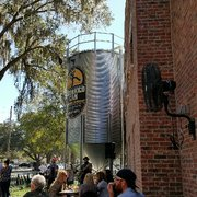 Crooked can brewing company check availability 226 photos 165 reviews breweries winter for Weather winter garden fl 34787