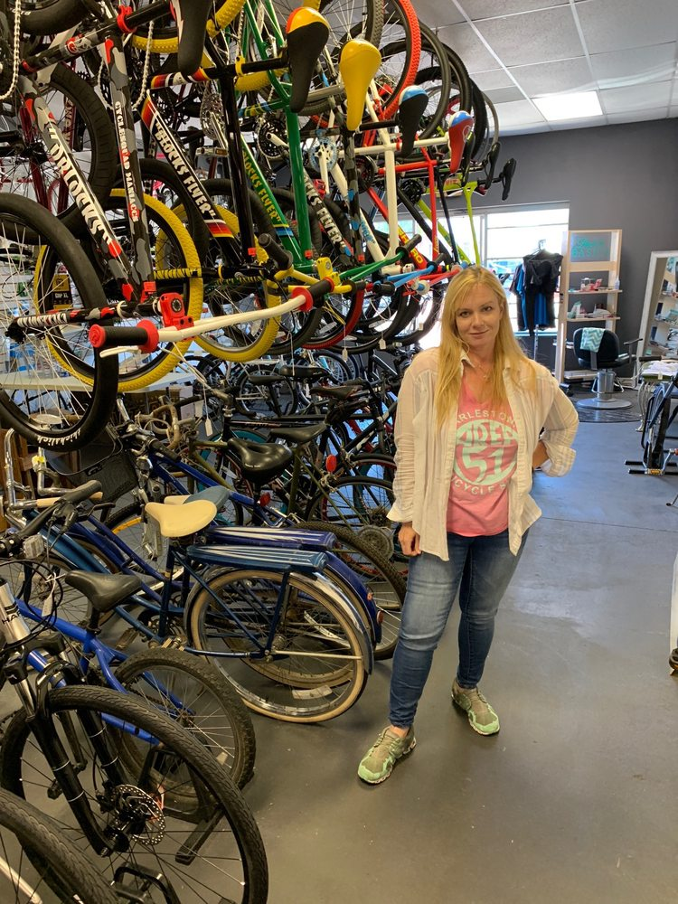 Area 51 Bicycle Shop