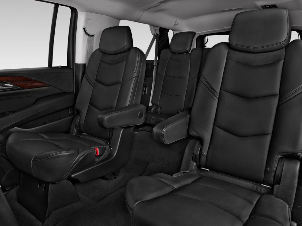 Cadillac Escalade Interior - Yelp