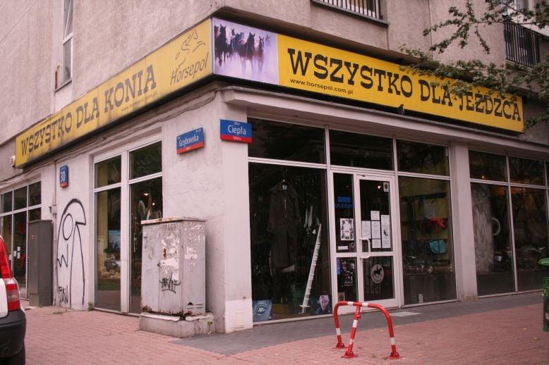 8d30f09058fa0 Sklep Jeździecki Horsepol - Sklepy hobbystyczne - Grzybowska 30, Mirów,  Warszawa - Numer telefonu - Yelp