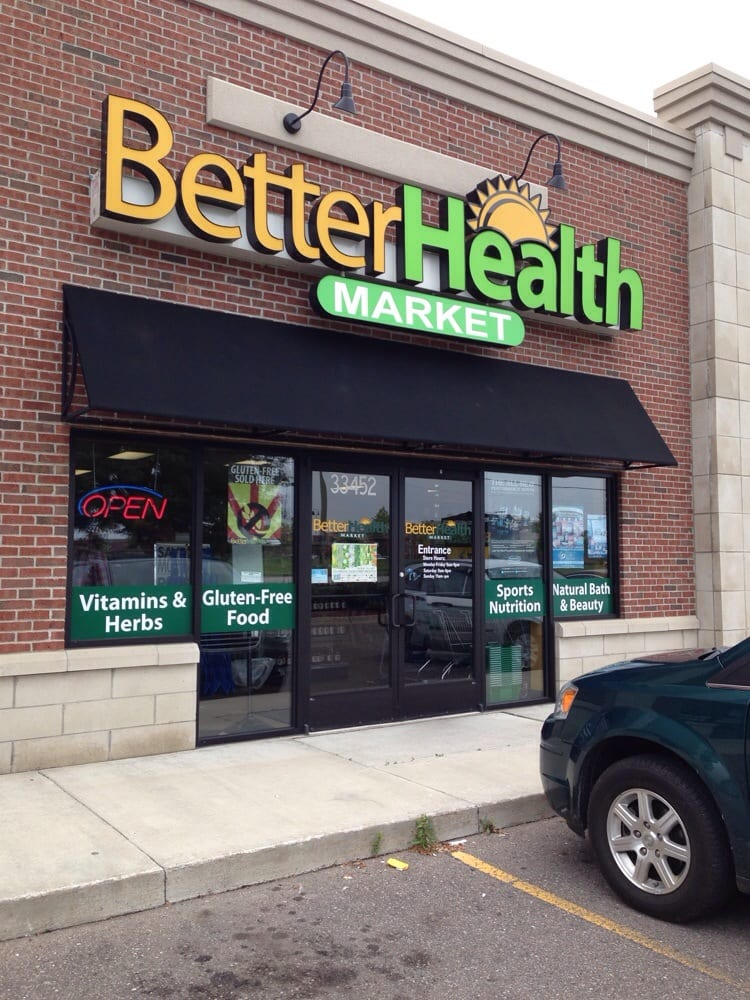 Better health is a great store if you're looking for high quality products that you wouldn't find in a normal store. They have specific products that help support various diets as well as natural.