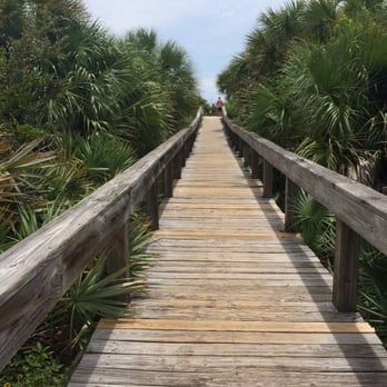 Photo Of Lori Wilson Park Cocoa Beach Fl United States Walkway To