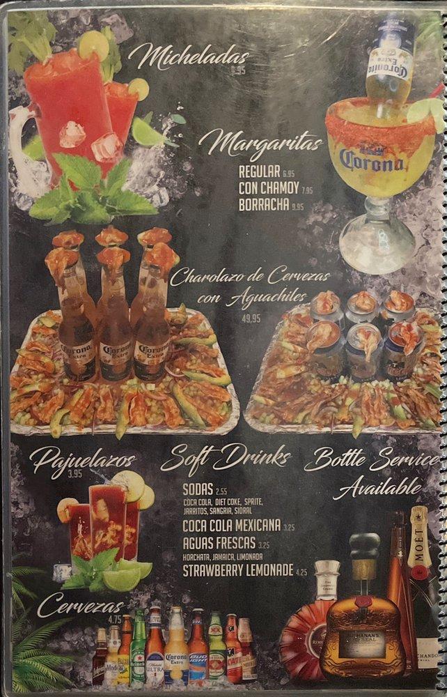 Mariscos Mi Lindo Sinaloa: 5527 Pacific Blvd, Huntington Park, CA