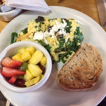 Something Healthy Cafe Monrovia Ca