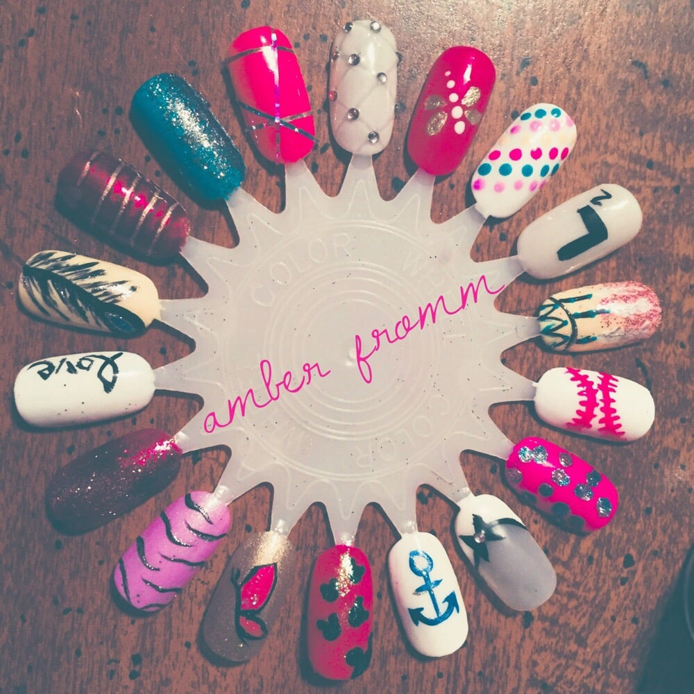 Amber Fromm At the Salon At College Park - Nail Salons - 1121 N ...
